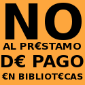 Mesa Coloquio: El canon por préstamo en las Bibliotecas