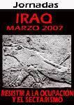 Cuarto aniversario de la invasión de Iraq - Jornada Internacional contra la ocupación